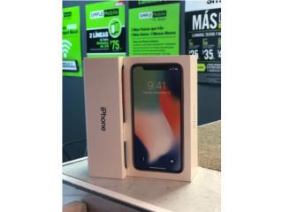 IPhone X desbloqueado 256GB, Smart Solutions Repair Puerto Rico