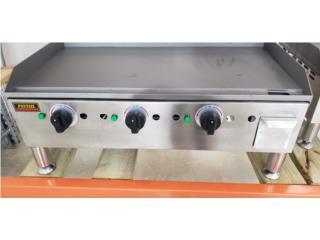Plancha 34 Pulgadas NUEVA! , Professional Kitchen Equipment Puerto Rico