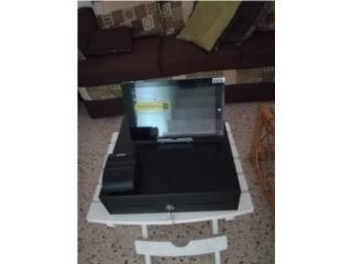 """Tablet POS Food/Rest/Bar """"Sin Renta"""", SmartBase Puerto Rico"""