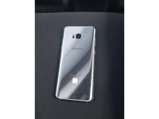 Galaxy S8+ 64GB Unlock Silver, Cellphone's To Go Puerto Rico