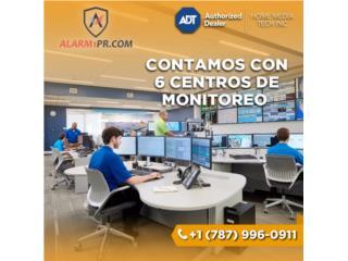Equipos de seguridad de marca , Home Media Tech Dealer Autorizado ADT Puerto Rico