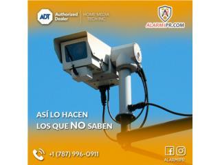 20% de descuento en cámaras de marca, Home Media Tech Dealer Autorizado ADT Puerto Rico