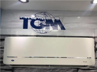 TGM OPTIMUN 20 SEER INVERTER 24,000 BTU , CITY REFRIGERATION PR DEALER TGM SAMSUNG FUJITSU  Puerto Rico