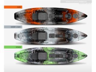 Radar 115 Remo ,Pedal y Motor. Version R, AquaSportsKayaks Distributors PR 1991 7877826735 Puerto Rico