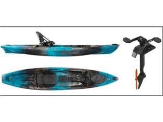 Radar 135 Remo ,Pedal y Motor. Version P, AquaSportsKayaks Distributors PR 1991 7877826735 Puerto Rico