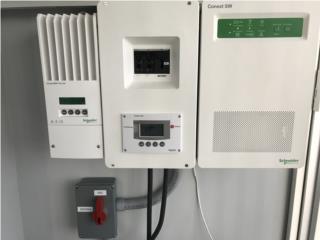 Sistemas solares instalados o al detal, PowerComm, Inc 7878983434 Puerto Rico