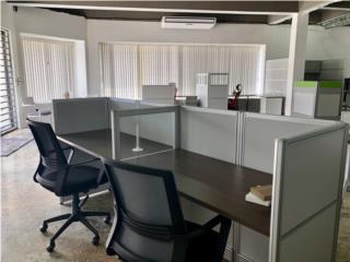 MODULOS DE OFICINA, ModuFit, Inc. Puerto Rico