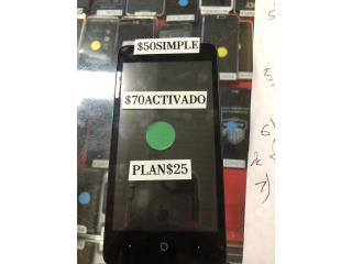 Zte Midnight Pro, Prepaid Mobile Puerto Rico