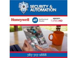 Cámaras 1080p Combos de 4,8,16, Security & Automation  Puerto Rico