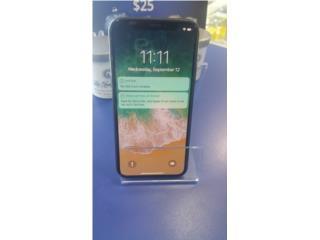 IPHONE X MO.MQAJ2LL/A 64GB PARA ATT, La Familia Casa de Empeño y Joyería, Bayamón Puerto Rico