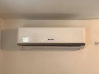 Airmax 12,000 18 blanca desde $550.00, Speedy Air Conditioning Servic Puerto Rico