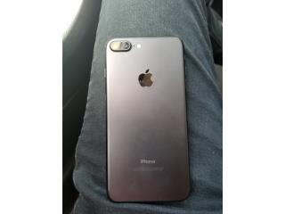 Iphone 7 Plus 32GB Negro Claro, Cellphone's To Go Puerto Rico