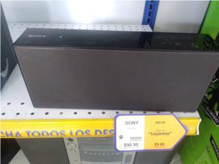 Sony speaker SRS-X7, La Familia Casa de Empeño y Joyería-Bayamón 2 Puerto Rico