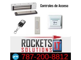 Cerraduras Magneticas , Rockets I.T Solutions Puerto Rico