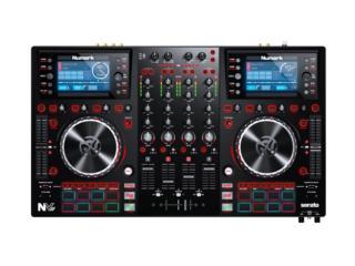 NVMKIIXUS NUMARK 4-CH DJ CONTROLLER, STEVAN MICHEO MUSIC Puerto Rico