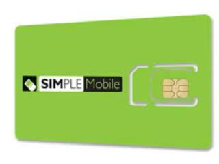 simple mobile (sim card)- activación, NRCELLULAR Puerto Rico