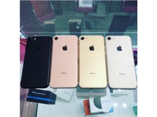 iPhone 7 32GB IVU INCLUIDO EN PRECIO, iPhone Masters & More Puerto Rico
