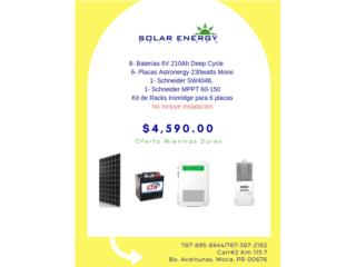 Sistema Solar , Solar Energy Solutions LLC Puerto Rico