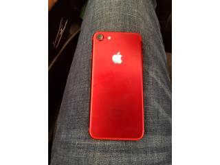 Iphone 7 128GB Rojo Claro , Cellphone's To Go Puerto Rico