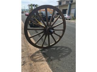 Rueda de Carreta''Usada, Atlantic Supplies Puerto Rico
