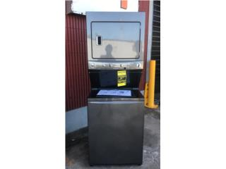 C3.9 cu. ft. Washer and 5.5 cu. ft. Gas Dryer, Electro Appliance Puerto Rico