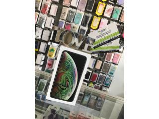 IPHONE XS MAX 64G NUEVO UNLOCK, Iphone FACTORY Puerto Rico