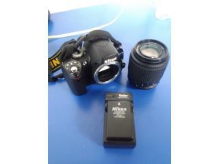 Nikon Camera D40x SLR , La Familia Casa de Empeño y Joyería-Bayamón 2 Puerto Rico