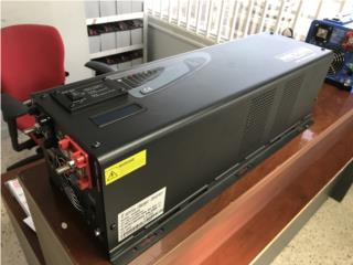 Kit solar de 4000w 120/240 Instalado, PowerComm, Inc 7873900191 Puerto Rico