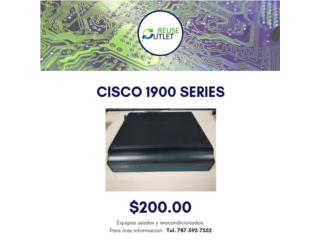 CISCO 1900 SERIES, Reuse Outlet Store Puerto Rico