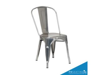 Silla Industrial Color Clear Coat, PR SEATING Puerto Rico