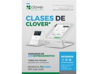 ADIESTRAMIENTO EN CLOVER, Retail Manager Puerto Rico
