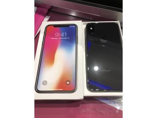 IPHONE X 64 (unlock ) , ELOHIM CELLULAR Puerto Rico