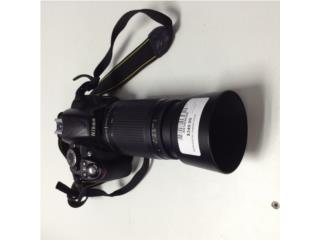 camara fotografica digital Nikon D3100, La Familia Casa de Empeño y Joyería-Aguadilla Puerto Rico