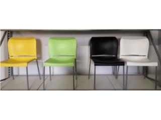Gran liquidacion de sillas en varios colores., LUYANDA FURNITURE Puerto Rico