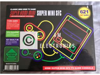 *CONSOLA SUPER HDMI MINI 620*, AM Electronics PR Puerto Rico