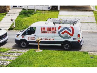 Danosa 10 años de Garantía , FM Home Enterprises Inc.  Puerto Rico