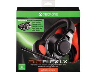 RIG Flex LX Xbox One Stereo Gaming Headset, PRO Electronics Puerto Rico