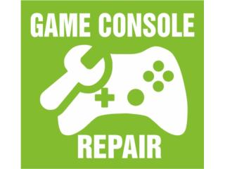 Kit Reparar Consola PS4, Xbox One, PS3. 3DS, PRO Electronics Puerto Rico