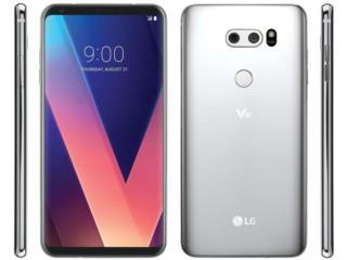 LG V30 claro y unlock a prueba de agua, Prepaid Mobile Puerto Rico