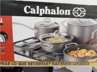 Calphalon set de hoyas comerciales, La Familia Casa de Empeño y Joyería-Ponce 2 Puerto Rico