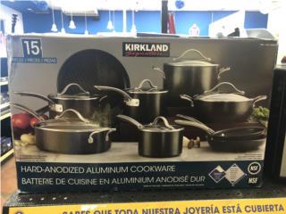 Set de ollas Kirkland Aluminio, La Familia Casa de Empeño y Joyería-Carolina 2 Puerto Rico