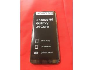 Samsung J-4 Core, Prepaid Mobile Puerto Rico