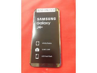 Samsung J-4 plus , Prepaid Mobile Puerto Rico