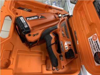 Pistola de Clavos PASLODE Bateria, La Familia Casa de Empeño y Joyería-Ave Piñeiro Puerto Rico