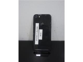 Iphone 8 Unlock 64 GB Negro., Iphone FACTORY Puerto Rico