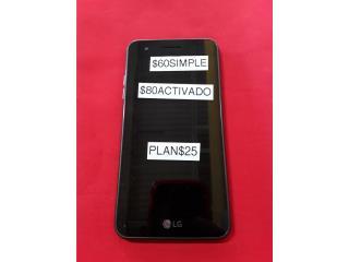 LG Rebeld 2, Prepaid Mobile Puerto Rico