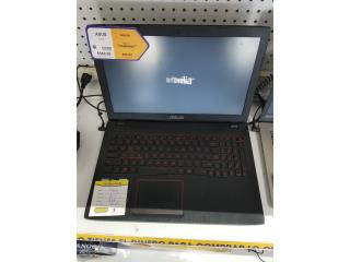 Laptop Gamer Asus, La Familia Casa de Empeño y Joyería-Ave Piñeiro Puerto Rico