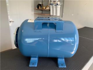 Tanque presurizado 7 galones Horizontal , Puerto Rico Water Puerto Rico