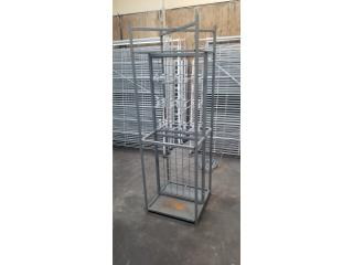 Rack Display en Metal, CONSIGNACIONES CMA Puerto Rico