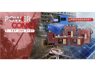 Kit Solar 6000w 120/240 , PowerComm, Inc 7873900191 Puerto Rico